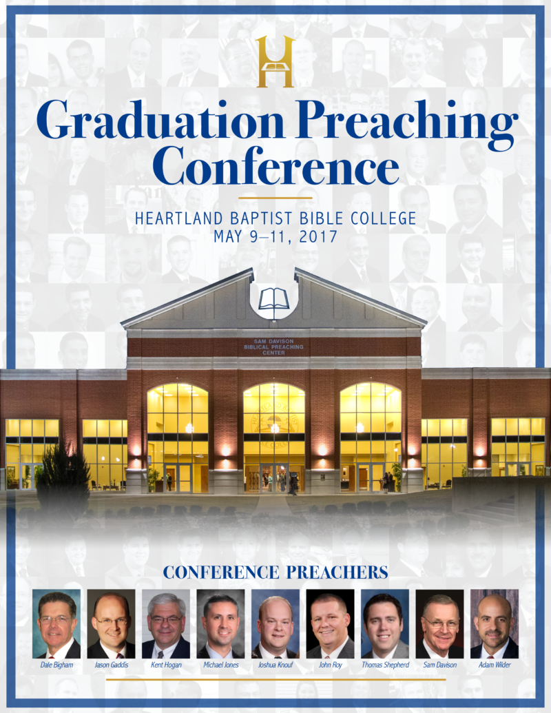 Graduation Preaching Conference
